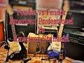 Fender Showdown: American Professional vs American Standard Stratocaster
