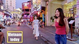 Vietnam Street Scenes - Vlog 353