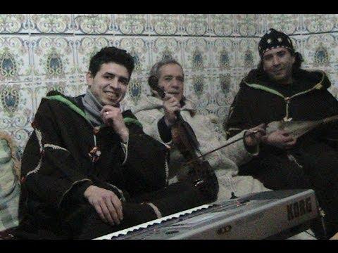 Gihad Karam 2014 Instrumental jebli ft. Abdellatif El Khomsi star de jbala music @ Chefchaouen