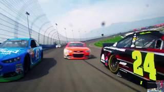 2019 NASCAR Auto Club 400 TV Commercial