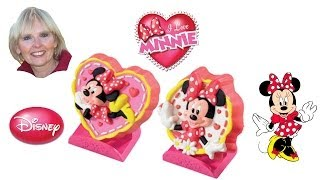 ♥♥ I Love Minnie Shaker Maker