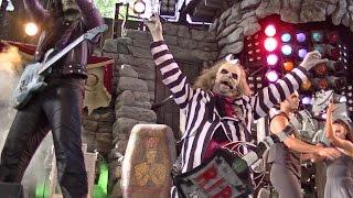 Beetlejuice Graveyard Revue 4/23/2015 Full Show