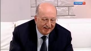 Правила жизни Давида Якобашвили с Алексеем Бегаком на Культуре