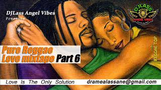 Pure Reggae Love Mixtape (Part 6) Feat. Buju Banton, Jah Cure, Chris Martin, Romain Virgo, Pressure