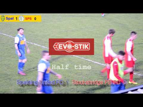 Spalding United v Stocksbridge PS