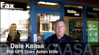 The Ups Store Arden Hills, Mn Offers Banners, Notary, Mailbox Services And Shipping Services