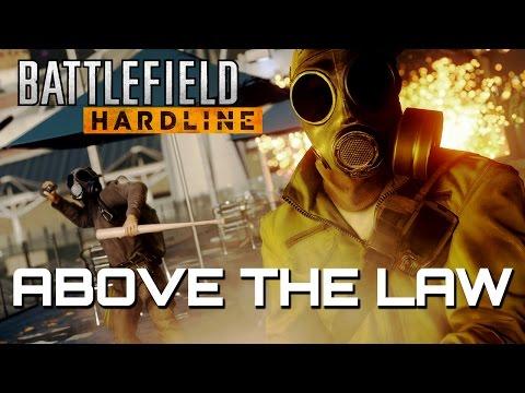 ABOVE THE LAW - Battlefield Hardline Montage 60fps