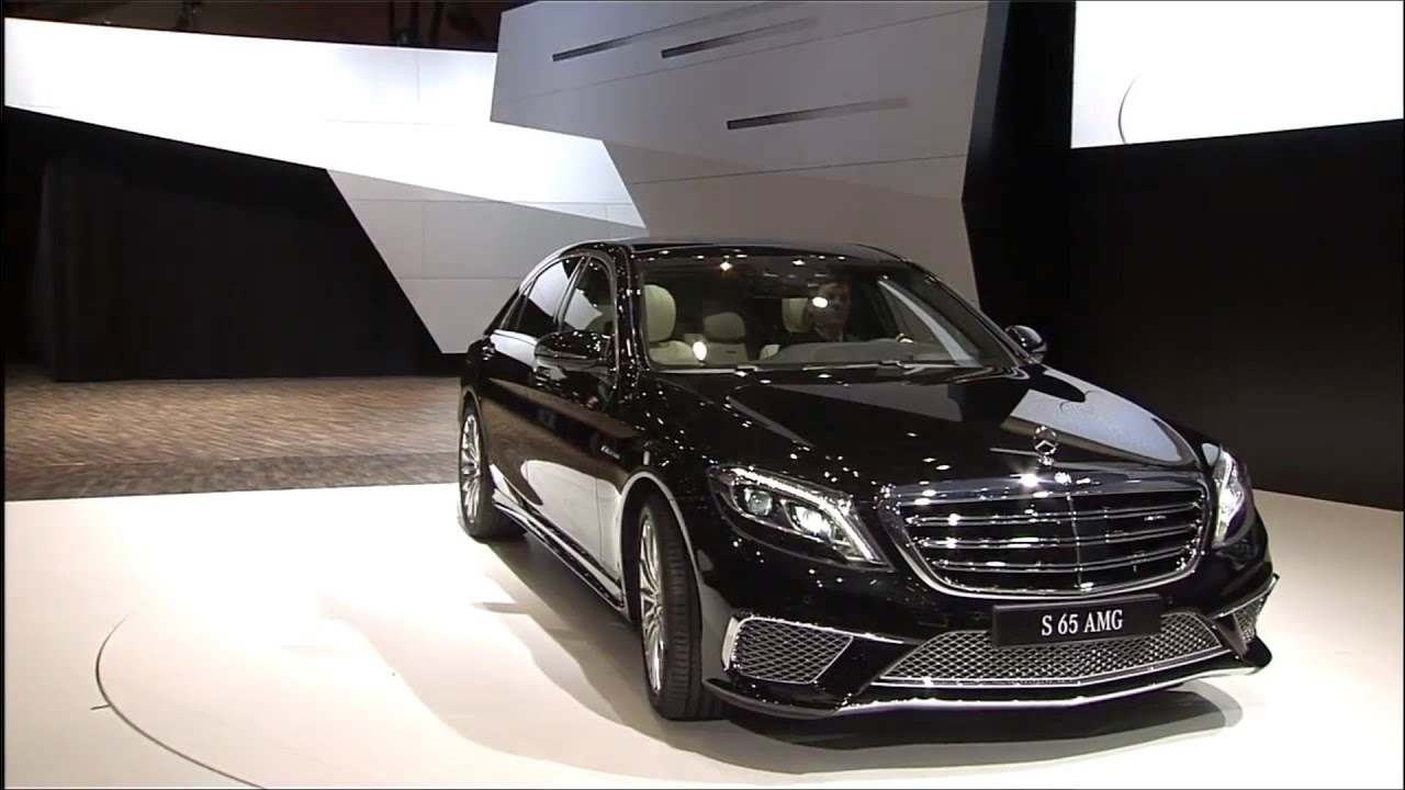 mercedes benz world premiere s 65 amg and sls amg gt final edition youtube