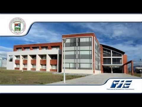 Himno A ESPOCH Para El Primer Congreso Internacional De La FIE.