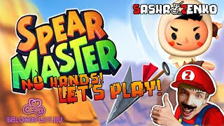 Spear Master Gameplay (Chin & Mouse Only)
