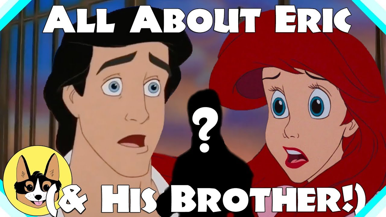 All About Prince Eric His Country His Time His Brother Disney The Little Mermaid Theory