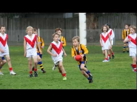 Kieren Zebbies Colts 2010