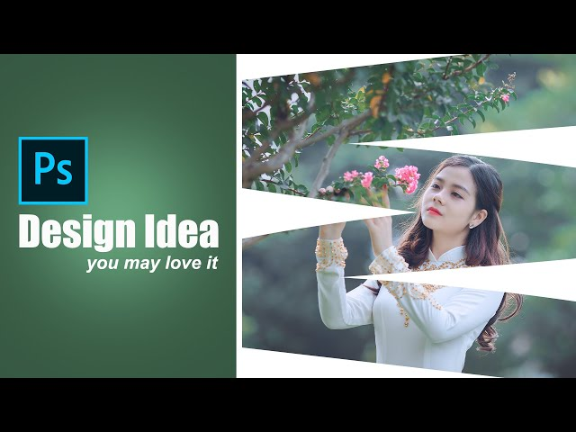 Photoshop Tutorial: Concept Design Idea with W letter you may love it