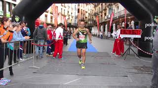 Media Maratón y 7k 2016 Carrera parte 3