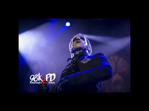 Tobias-Forge-The-Mastermind-Behind-Ghost-Interview-At-98KUPD