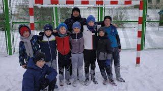 Зимний футбол в ГДЮЦ Спортивный. Липецк 2020