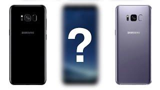 Что ждать от нового Samsung Galaxy S8?