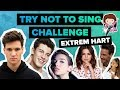 Try Not To Sing Along Challenge (UNMÖGLICH!!) 2017 Charts | Digster Pop