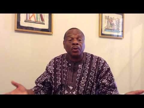Dr. Molefi Kete Asante Speaks on Mualana Karenga and Kwanzaa