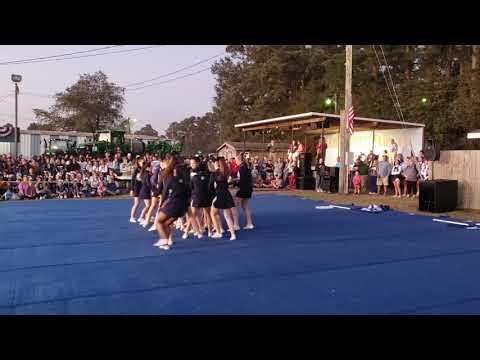 East Duplin High School Cheerleaders