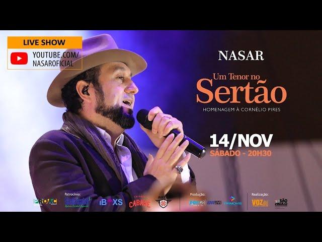 LIVE | Nasar - Um tenor no Sertão - Homenagem à Cornélio Pires