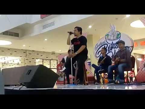 Live OZONE - Jauh Mimpiku ( cover Noah )