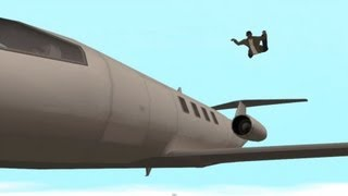 Freefall - GTA: San Andreas Mission #91