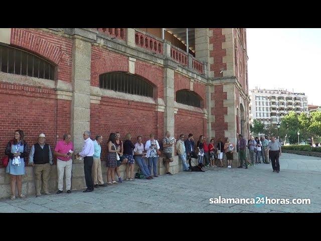 ¿Qué opinan los aficionados de la Feria Taurina 2017 en Salamanca?