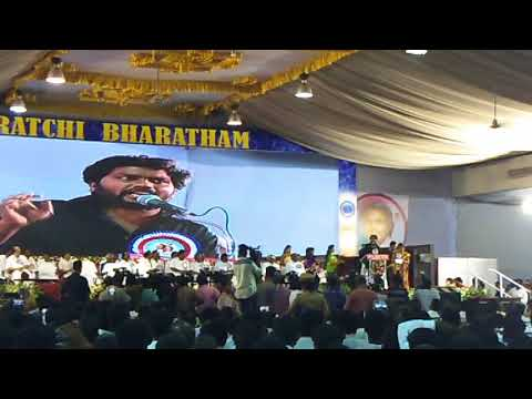 PA. Ranjith speaking about M. Moorthiyar, from PBK 40th Anniversary function