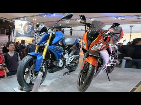 Bikes to be Showcased at 2016 Indian Auto Expo