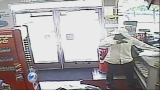 Honolulu police search for Kapahulu gas station robber