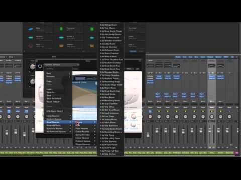 Logic Pro X Drum Machine Designer Tutorial 15