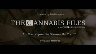 The Cannabis Files (Trailer)