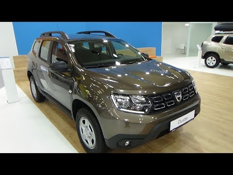 2018 Dacia Duster Comfort 1.5 dCi 109 4x2 - Exterior and Interior - Auto Salon Bratislava 2018 Mp3