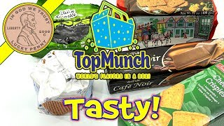 The Netherlands Top Munch Candy & Food Monthly Subscription Snack Box