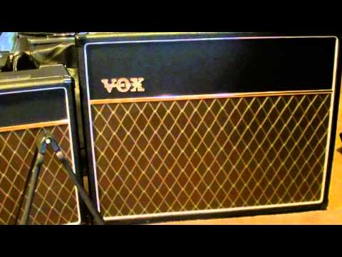 VOX AC-15 vs AC-30