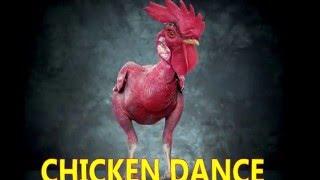 CHICKEN DANCE. ТАНЕЦ КУРИЦЫ. УГАР