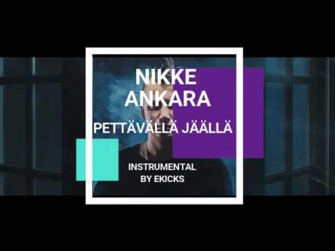 Nikke Ankara - Pettävällä Jäällä Instrumental/Karaoke (Prod. Ekicks)