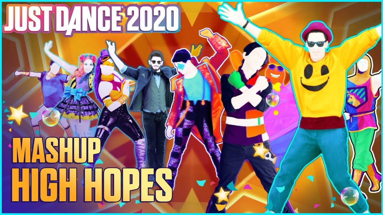 Best Mashups 2020 Just Dance 2020 Fanmade Mashup   High Hopes by Panic! At The Disco