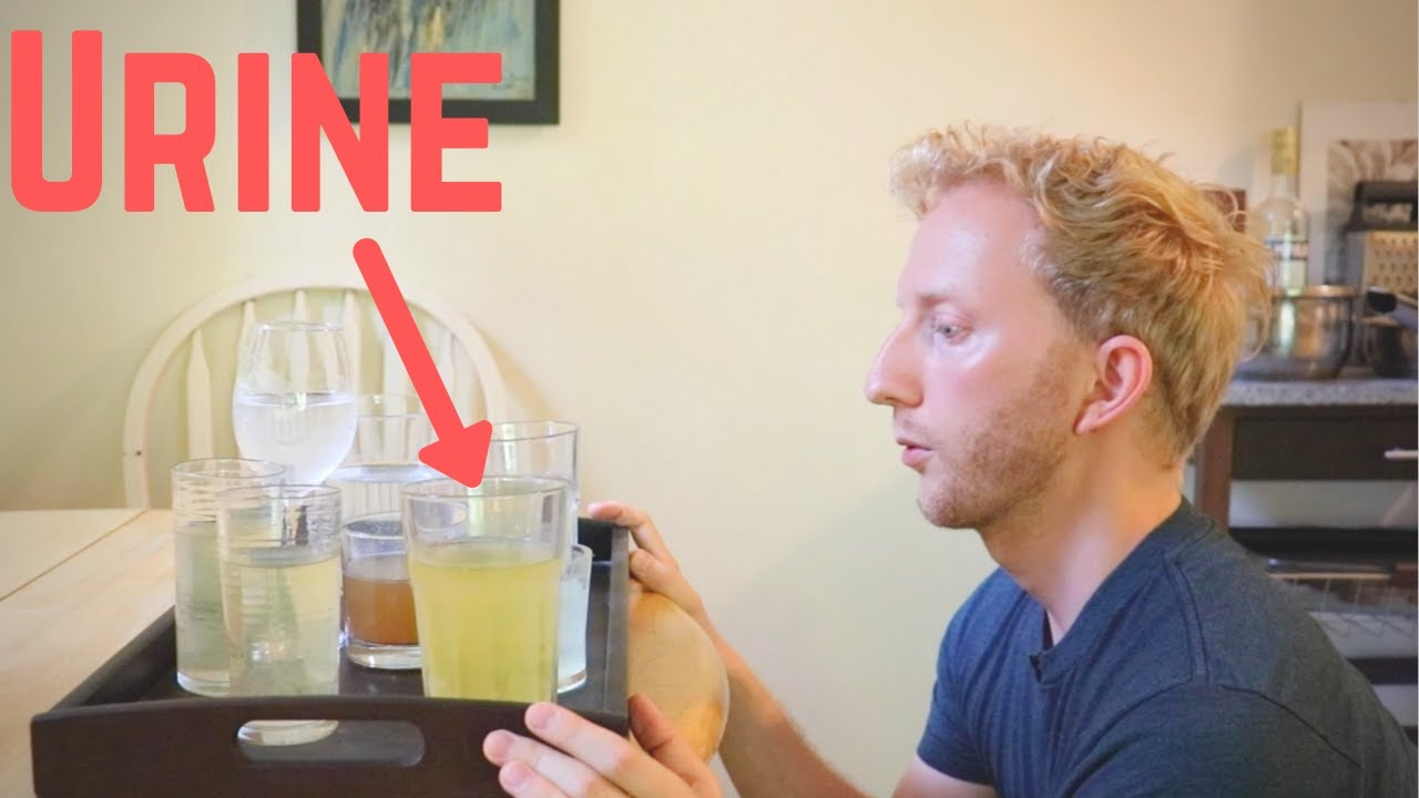 MOM DRINKS HER OWN PEE TO LIVE😱 *YOU WONT BELIEVE WHAT