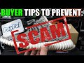 Buyer Tips To Help Prevent Paypal Scam / Fraud! (When Buying Sneakers)