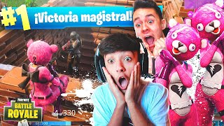 EL DUO MÁS AMOROSO de FORTNITE: Battle Royale!! - Agustin51