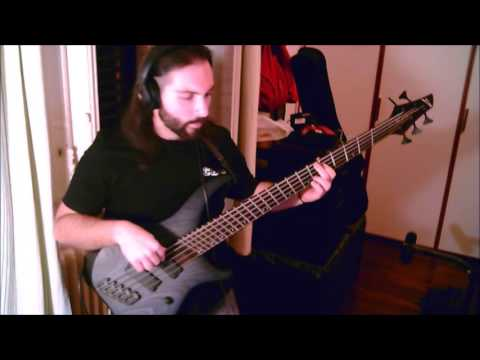 And So I Watch You From Afar - These Riots Are Just The Beginning bass cover mp3