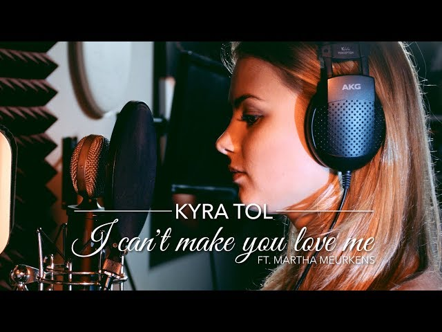 Kyra Tol cover - I can't make you love me (ft. Martha Meurkens on saxophone) | Mike Attinger |