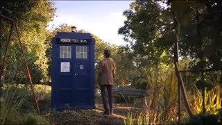 Doctor Who - The Eleventh Hour - The Doctor's new TARDIS