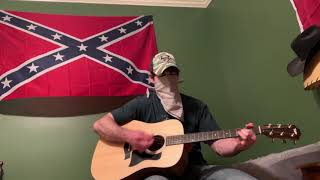 Yellow Rose Of Texas- Rebel Son version(Cover by The Mysterious Cover Cowboy)