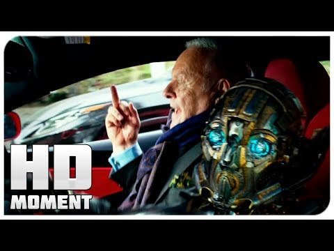 Погоня в Лондоне - Трансформеры 5׃ Последний Рыцарь (2017) - Момент из фильма