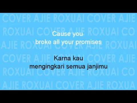 Christina Perri   Jar of Hearts   Arti Terjemahan Lirik Lagu Indonesia Cover by Ajie Roxuai