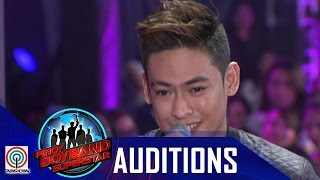 "Baixar Pinoy Boyband Superstar Judges' Auditions: Jao Viola - ""Tuloy Pa Rin Ang Awit"""