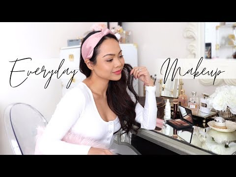 Everyday 10 Minute Makeup! (Quick & Easy)